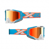 EKS-S 2020 IRIDIUM GOGGLE ORANGE / BLUE